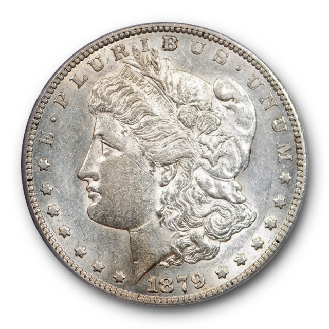 1879 S $1 Reverse of 1878 Morgan Dollar PCGS AU 50 About Uncirculated Cert#8354