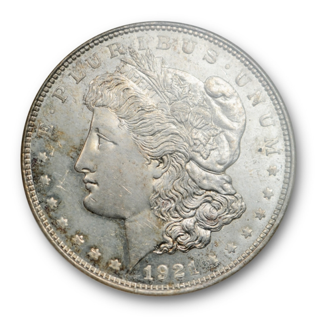 1921 $1 Morgan Dollar NGC MS 63 PL Uncirculated Proof Like Old Fatty OH