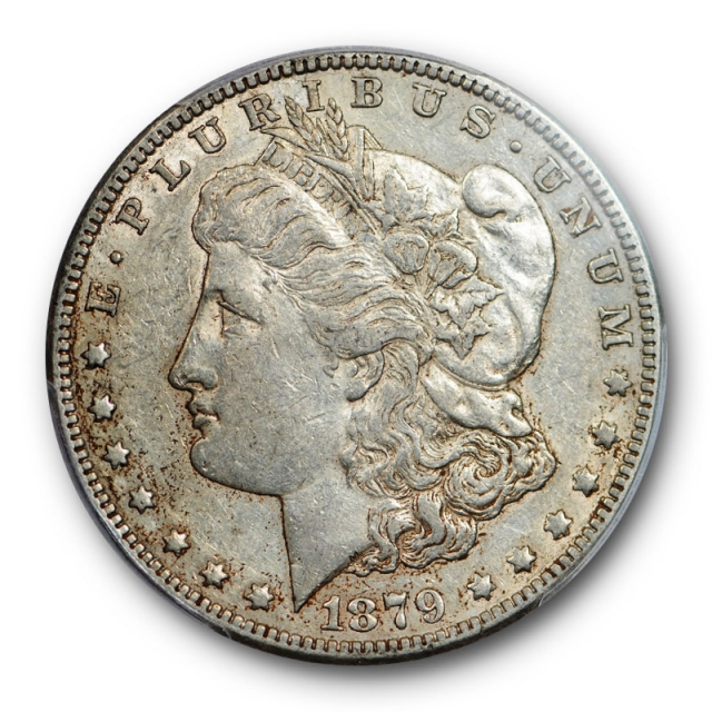 1879 S $1 Reverse of 1878 Morgan Dollar PCGS XF 40 Extra Fine Rev 78 Cert#0811