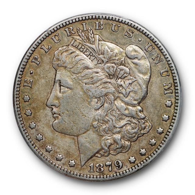 1879 S $1 Reverse of 1878 Morgan Dollar PCGS XF 40 Extra Fine Cert#0813