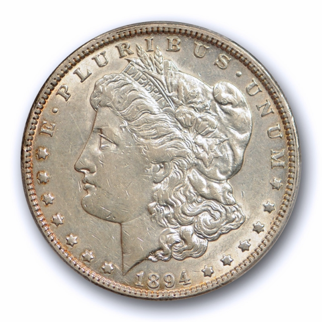 1894 O $1 Morgan Dollar PCGS AU 55 About Uncirculated to Mint State Better Date