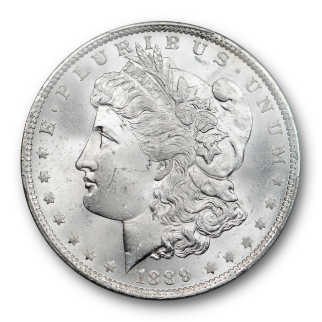 1889 O $1 Morgan Dollar PCGS MS 64 Uncirculated Exceptional Strike ! Cert#4908