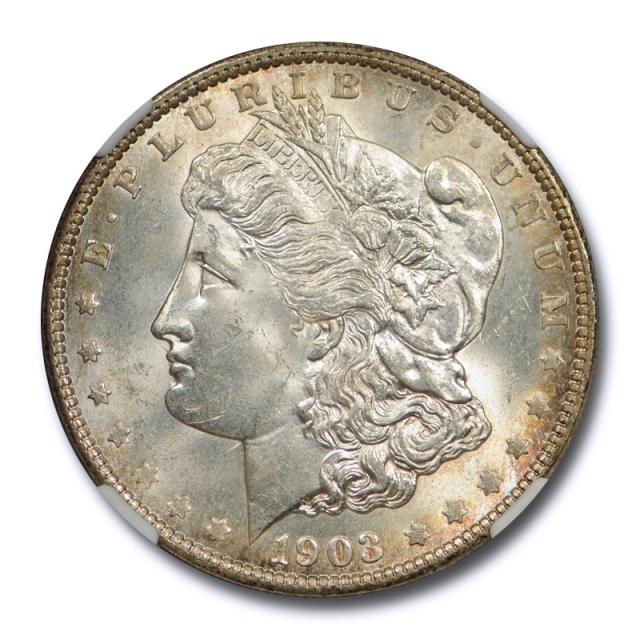 1903 O $1 Morgan Dollar NGC MS 64 Uncirculated New Orleans Mint Original