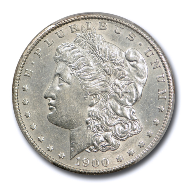 1900 S $1 Morgan Dollar PCGS AU 53 About Uncirculated Better Date San Francisco